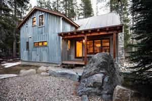 sierra cabin atmosphere design build