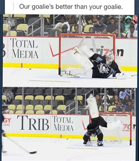 Hockey Goalie Memes - 134 best images about sidney crosby and hockey on