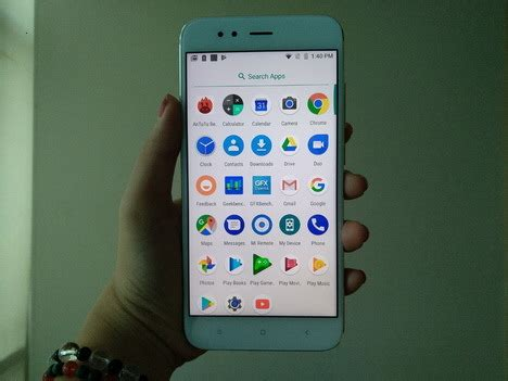 Spesifikasi Xiaomi A1 xiaomi mi a1 jadi benchmark handphone murah dombort review