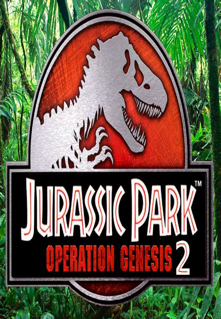 jurassic park full version game free download full free game download jurassic park operation genesis