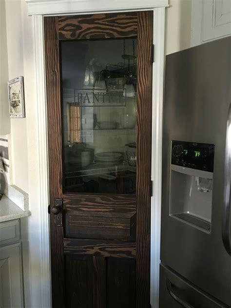 Custom Pantry Door by Custom Built Pantry Door House Refresh