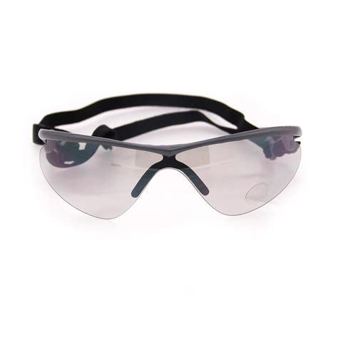 doggles k9 optix rubber sunglasses for dogs gray