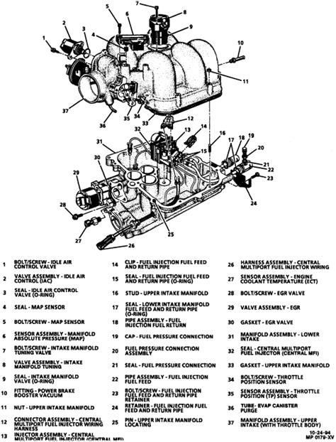 4 3 vortec motor diagram 4 free engine image for user