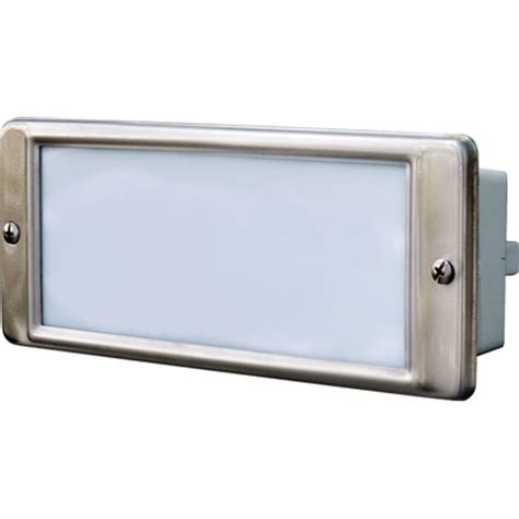 Recessed Step Lights Outdoor with Ambiance 174 Outdoor Grated Recessed Step Light Wayfair