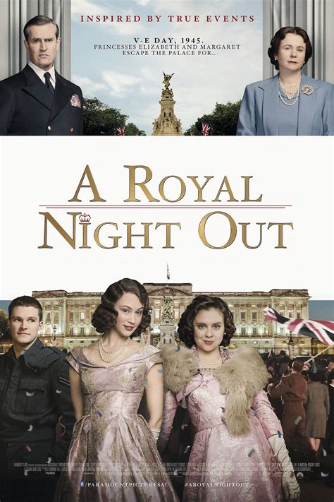 film queen night out a royal night out film 2015 allocin 233