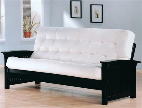 black wood futon frame black wood futon bm furnititure