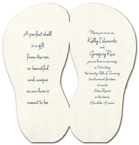 flip flop shaped card template flip flop invitation template diabetesmang info