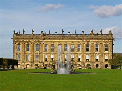 Chatsworth House by Artisan Food And Drink Courses Business Courses