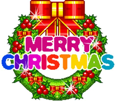 funny animated christmas wreaths animated wreath merry gallery yopriceville high quality images and