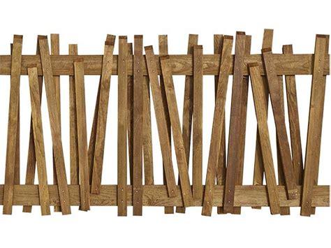 Image Cloture Bois by Cl 244 Ture Bois Papyrus Hauteur 1m