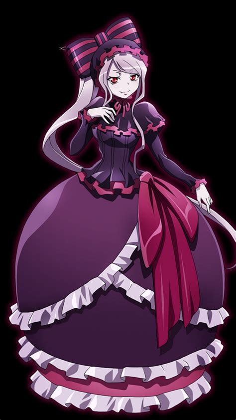 overlord anime wallpaper android overlord shalltear bloodfallen magic thl w3 wallpaper 720x1280