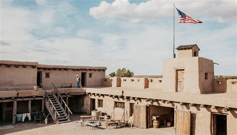 adobe ft road trip itinerary historic southwestern forts the