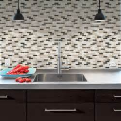smart tiles kitchen backsplash smart tiles 9 10 in x 10 20 in mosaic peel and stick