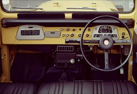 Fj40 Interior by Inside Fj40 Interior Matching Exterior Landcruiser