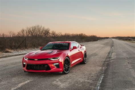 2016 hennessey camaro ss to 200 mph