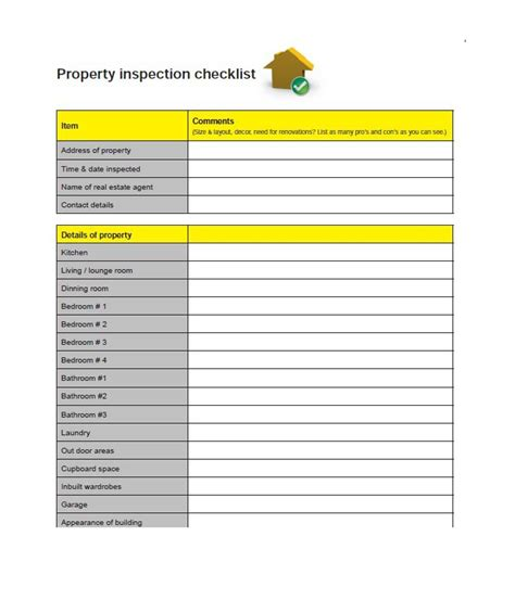 printable vehicle inspection sheets search results