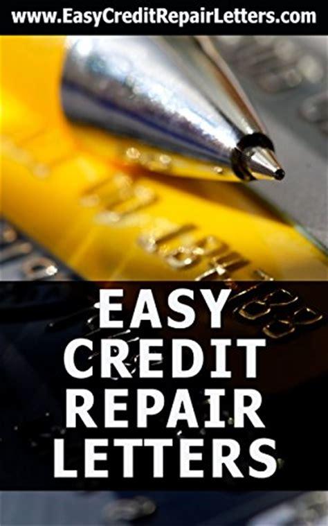Credit Repair Letters That Work Pdf pdf easy credit repair letters word formatted