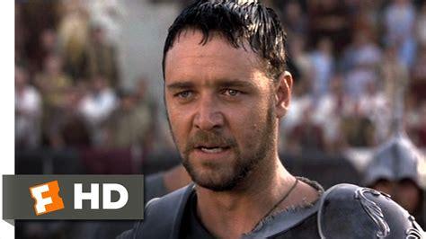 gladiator film youtube gladiator 5 8 movie clip my name is maximus 2000 hd