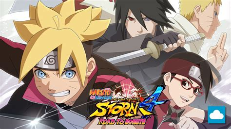 Bd Shippuden Strom4 shippuden ultimate 4 road to boruto pc buy it at nuuvem