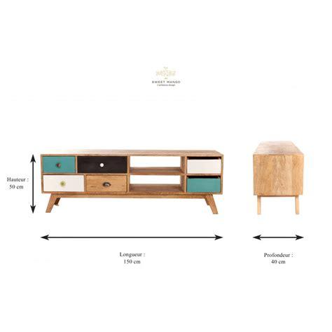 Meuble Bas Design by Meuble Tv Bas Design Scandinave