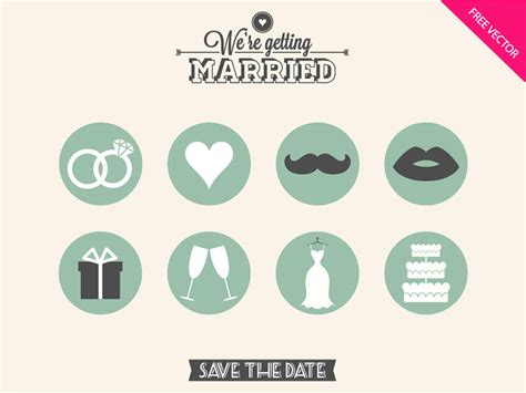 free wedding icons for your design projects naldz graphics