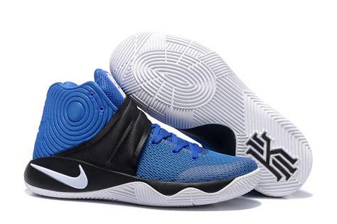 Nike Kyrie Irving 2 White Blue nike kyrie irving 2 blue black white shoes