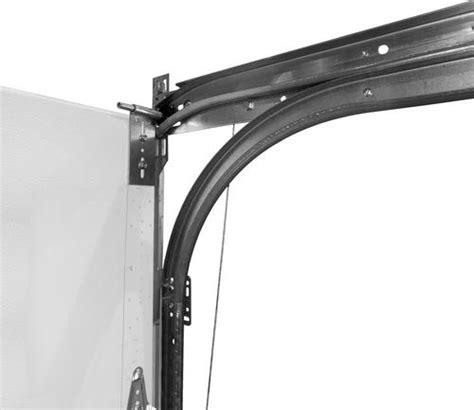 Ideal Door 174 Double Track Low Headroom Kit For Overhead Overhead Door Clearance