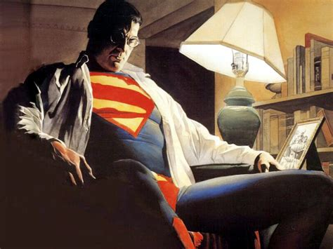 superman on the couch picture