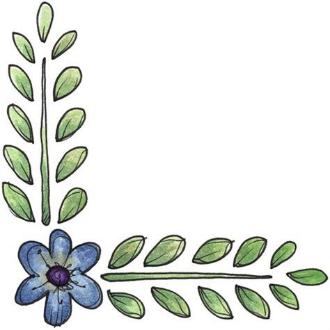 como hacer un cuento con hojas blanca esquina para imprimir de flores imagenes y dibujos para