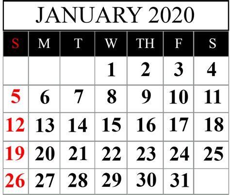 january  december  printable monthly calendar  calendar printable