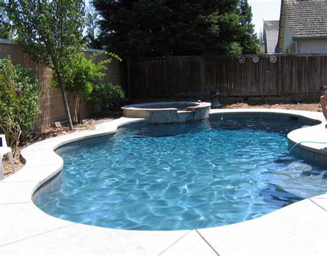 Small Backyard With Pool Landscaping Ideas Small Backyard Pool Landscaping Landscaping Ideas Pools Spas Forum Gardenweb House
