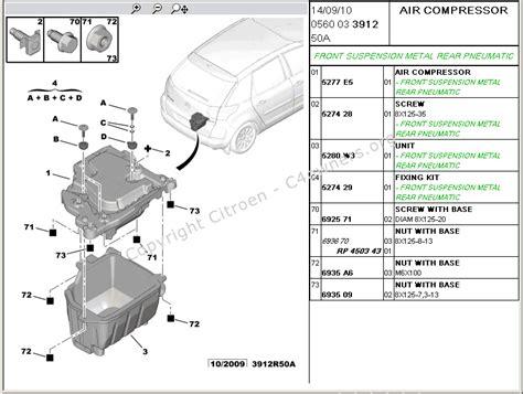 citroen c 4suspension wiring diagram efcaviation