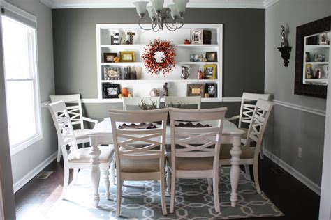 dining room makeovers budget fall dining room makeover for under 20