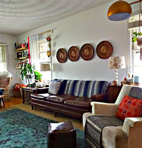 vintage bohemian home tour a designer at home