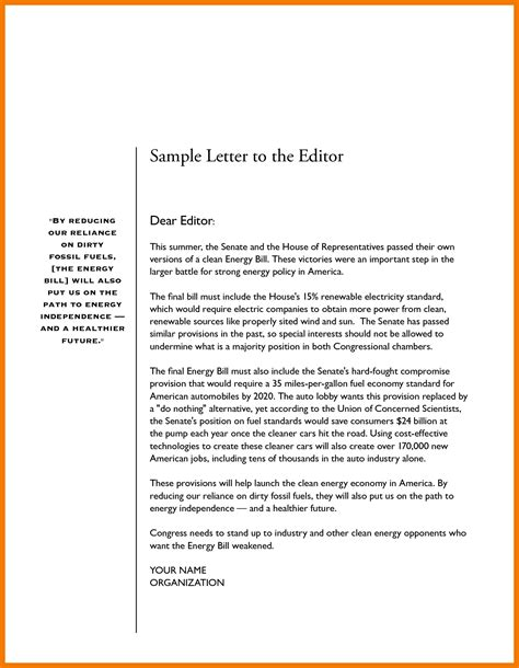 cover letter exles editor 8 exle of letters to the editor mailroom clerk