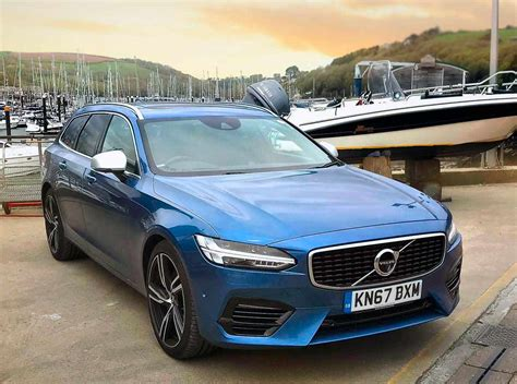 2019 Volvo T8 by 2019 Volvo V90 T8 Engine R Design Pro Drive