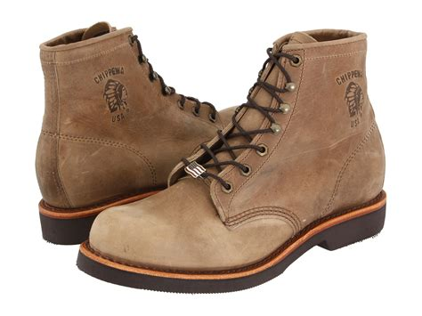 Handcrafted Work Boots - chippewa american handcrafted gq rodeo boot zappos