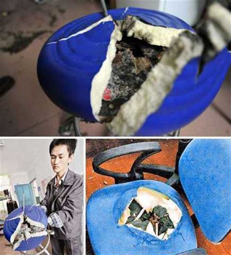 office chair cylinder explosion economic boom 7 things in china that unexpectedly explode