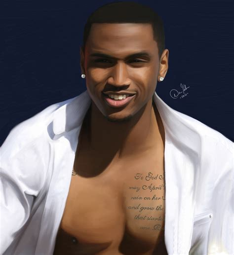 trey songz chest tattoo tattoos trey pictures to pin on