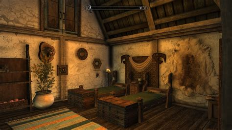 skyrim bedroom my picks for some of the coolest skyrim housing mods