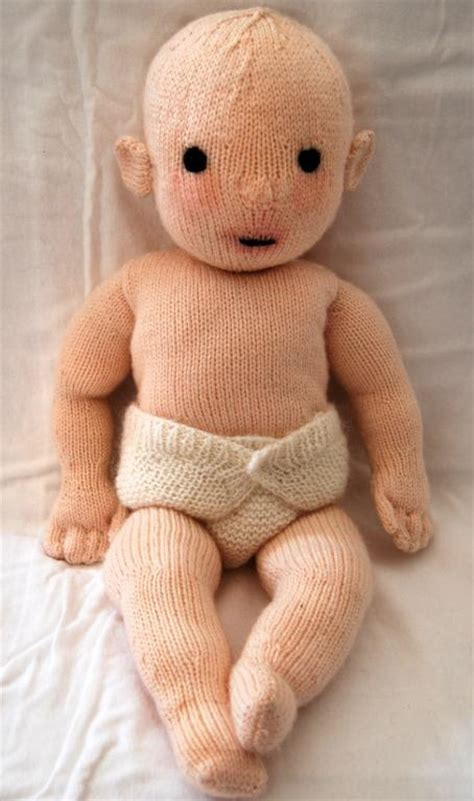 knitting patterns for baby dolls constance baby doll by theatreofyarns knitting pattern