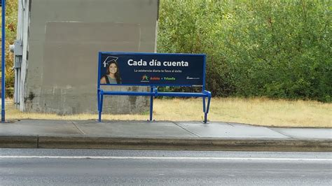 bus bench ads parents guardians local advertising