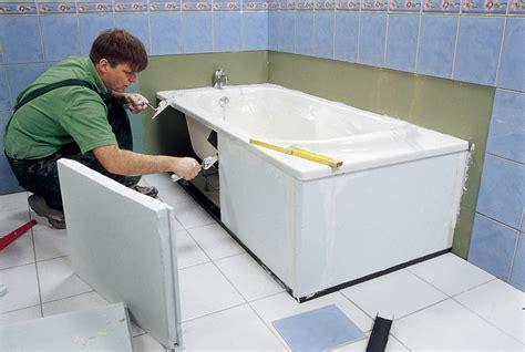 comment faire un tablier de baignoire r 233 aliser le tablier d une baignoire diy family