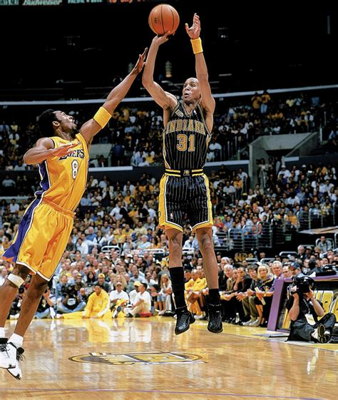 2000 Mba Finals by Reggie Miller Classic Si Photos Si