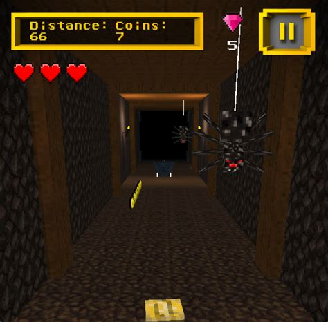 mine run 3d pocket block escape with skins maker for character minecraft pc edition 2 mine run 3d escape 2 temple v1 0 unlimited mod apk android apk unlimited