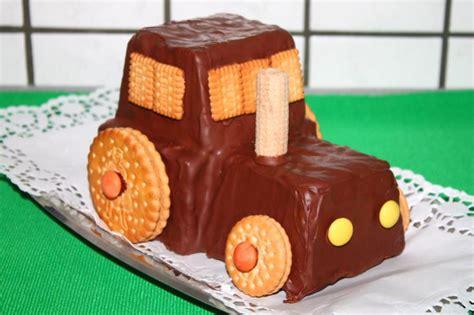 Schneller Traktor Kuchen Rezept Kochrezepte At