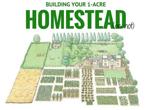 Acre Land by Building Your 1 Acre Homestead Or Not Tiny House
