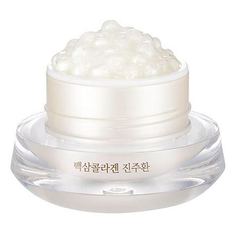 Collagen Pearl White the shop white ginseng collagen pearl capsule 50g ebay