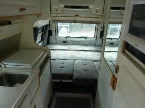 Rockwood Travel Trailers Floor Plans living in a camper class b vs van vs minivan