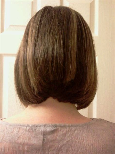 rt bobbed hair back view pinterest angled bob back view with layers hair cuts by me